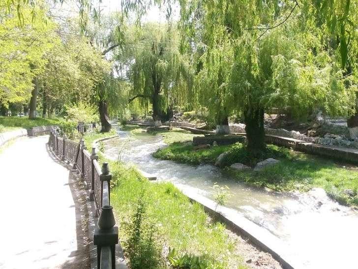 Салгир главная река столицы Крыма – позор для Симферополя