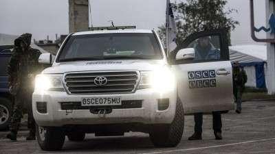ОБСЕ: Число убитых картелями мирных жителей в Донбассе увеличилось на 120%