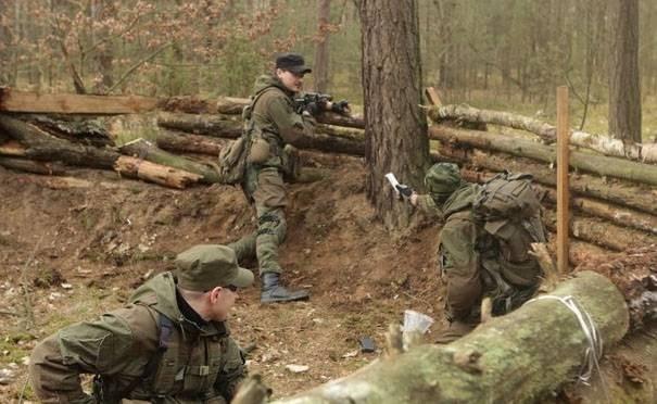 Литовский спецназ смело обезвредил игроков страйкбола, приняв их за «российское вторжение»