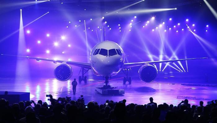 Дмитрий Рогозин назвал число оформленных заказов на самолёт МС-21
