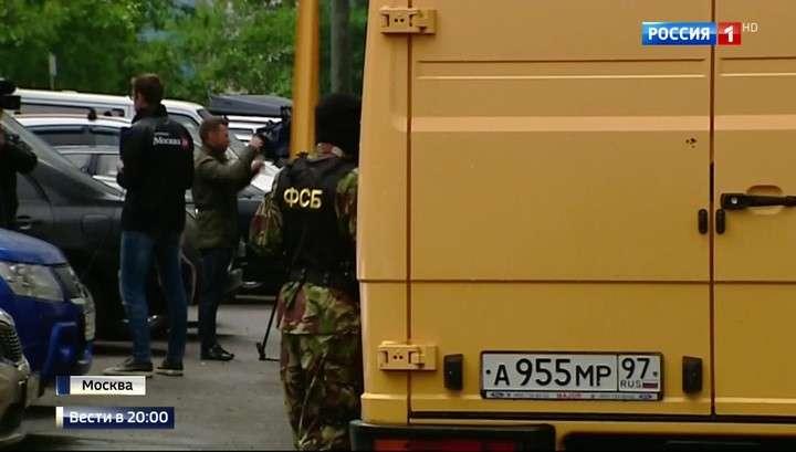 В Москве ФСБ нашла целую лабораторию по производству взрывчатки