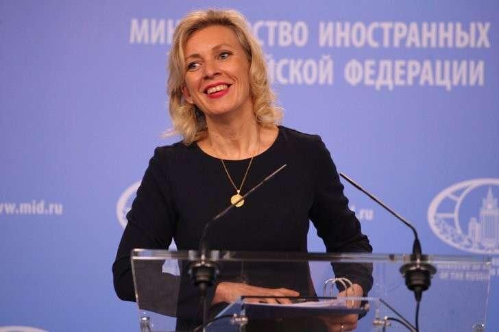 Брифинг официального представителя МИД России Марии Захаровой 25.05.2017