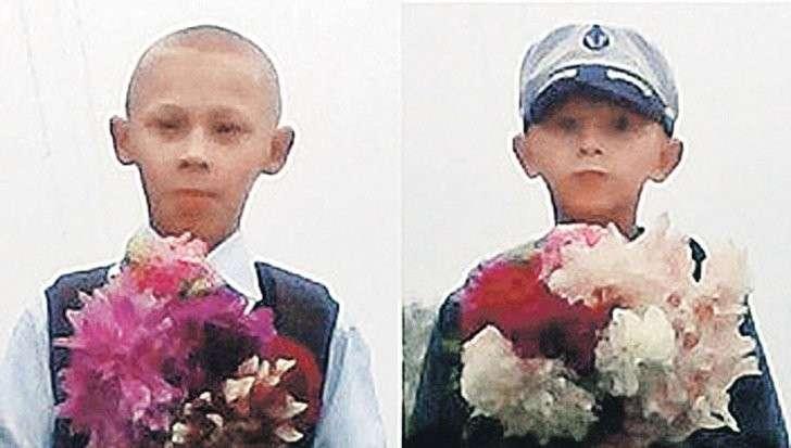 Сережа и Володя Кулаковы. Фото: lizaalert.org