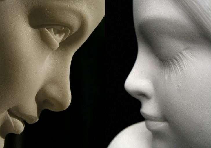 Живые скульптуры. Молотком и зубилом говорите сделаны?