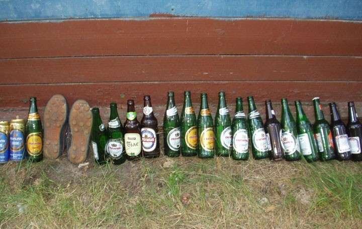 Россия приостановила ввоз спиртных напитков, пива и пивных напитков производства Украины