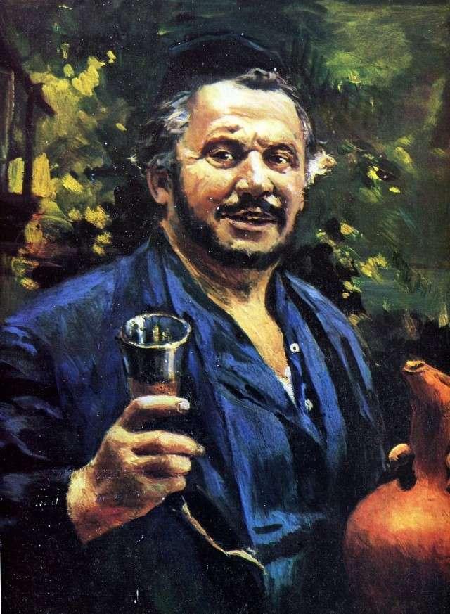Дмитрий Налбандян. За сына моего. 1971