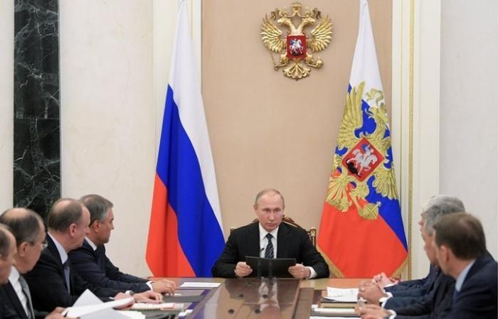 Владимир Путин обновил состав президиума Госсовета РФ