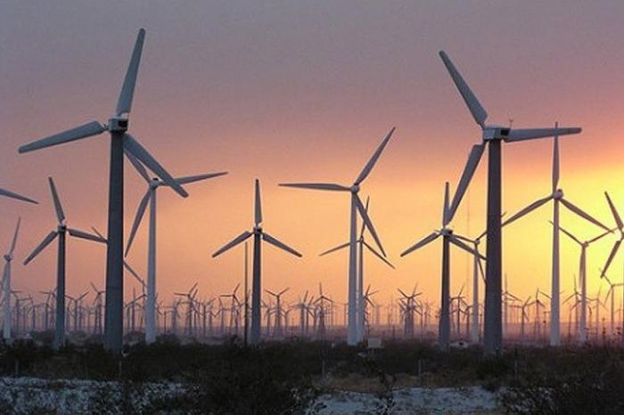 В Ульяновске запускают первый в России ветряной парк на 35 МВт