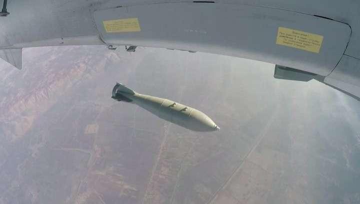 Сирия: российские военные предотвратили прорыв американских наёмников к Пальмире