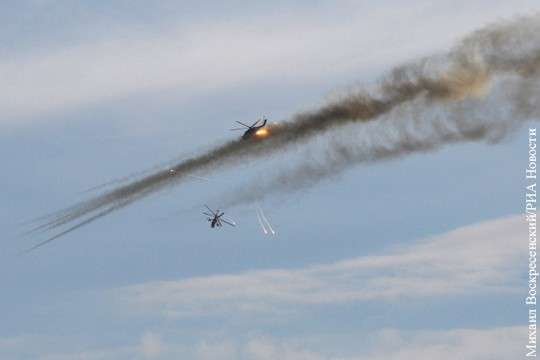 Россия быстро научилась действовать в Сирии на опережение