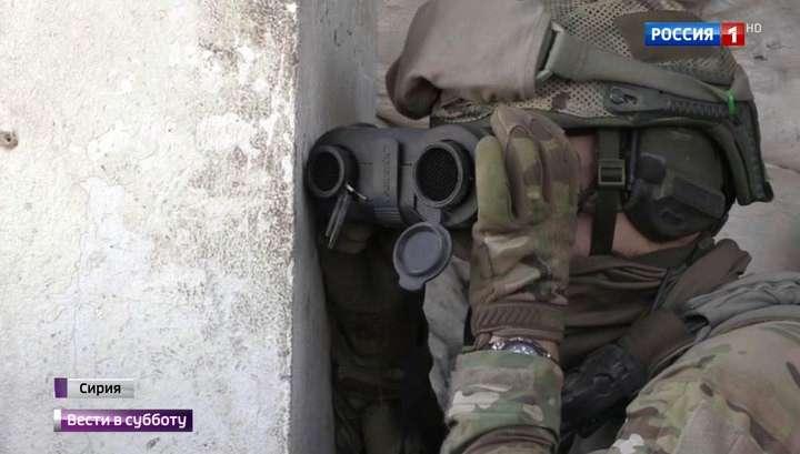 Найти и уничтожить: как в Сирии работает российский спецназ