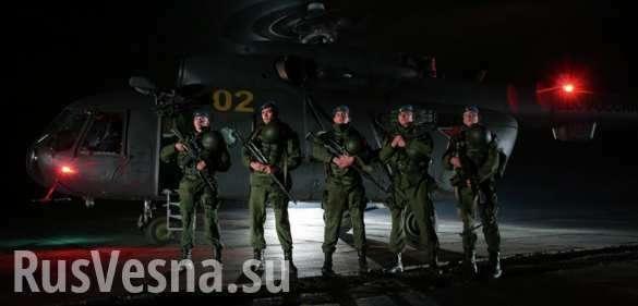 Сирия: бригада ВДВ, наступающая на базу спецназа США. Подробности | Русская весна