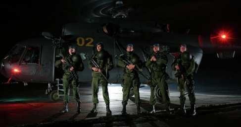 Сирия: бригада ВДВ, наступающая на базу спецназа США. Подробности