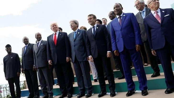 Cаммит G7 на Корсике: Дональд Трамп успешно провалил мероприятие и другие подробности