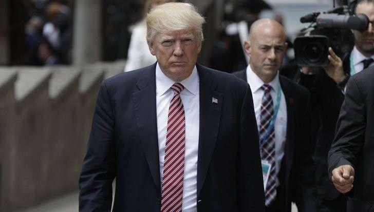 Дональд Трамп сообщил соратникам о намерении выйти из экозащитного соглашения