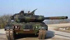 Немецкий основной боевой танк Леопард 2A6