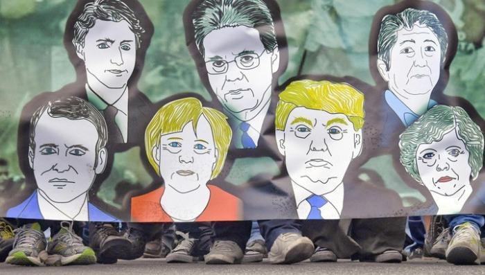 Саммит «G7»: почему встреча «семерки» потерпела крах превратившись в «G0»