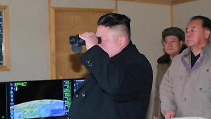 В Северной Корее успешно испытали новую систему ПВО