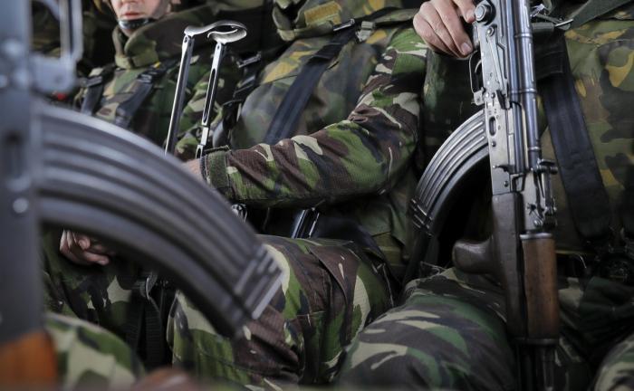 Солдаты ВСУ пьют, бегут и срываются на «майданы» в Киев