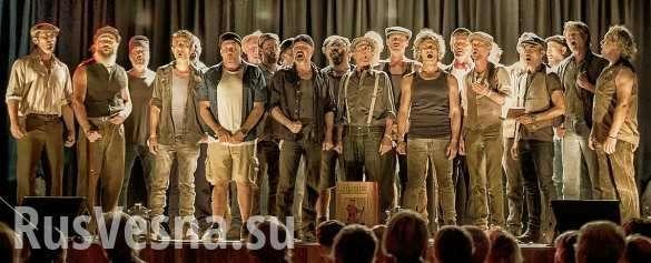 Красная армия всех сильней: мужской хор из Австралии поет русские песни «полные боли и страсти» (ВИДЕО) | Русская весна