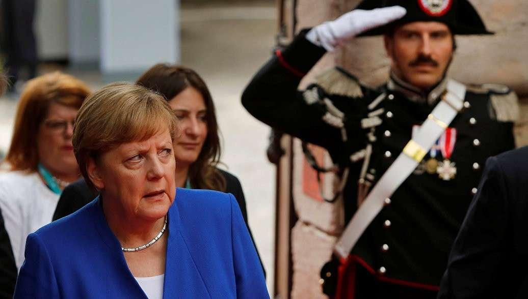 После саммита G7 После саммита G7 Меркель заявила, что ЕС больше не может полагаться на других