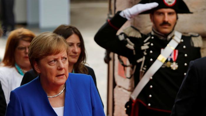 После саммита G7 Меркель заявила, что ЕС больше не может полагаться на других