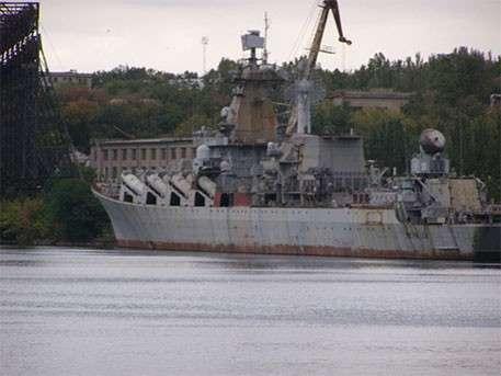 Украинские корабелы массово бегут в Россию