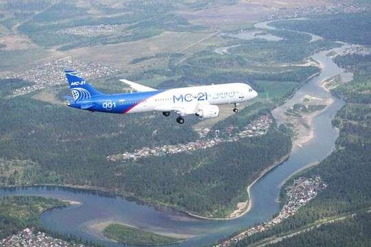 Полет принципиально нового самолета МС-21 значит для России многое