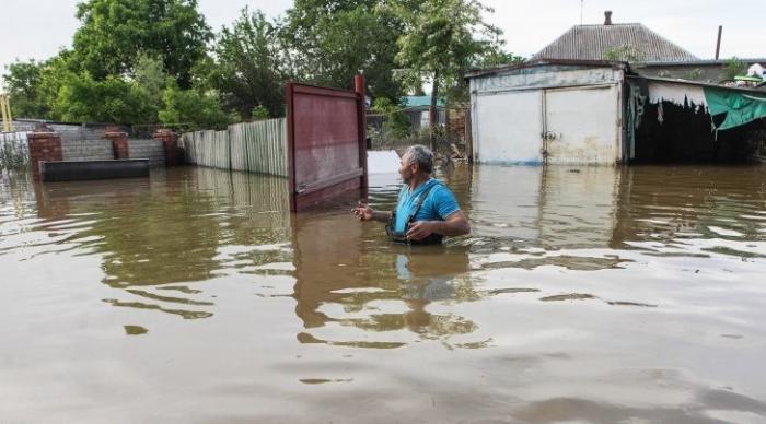 Ставрополь: из-за паводка губернатор объявил об эвакуации жителей семи поселений