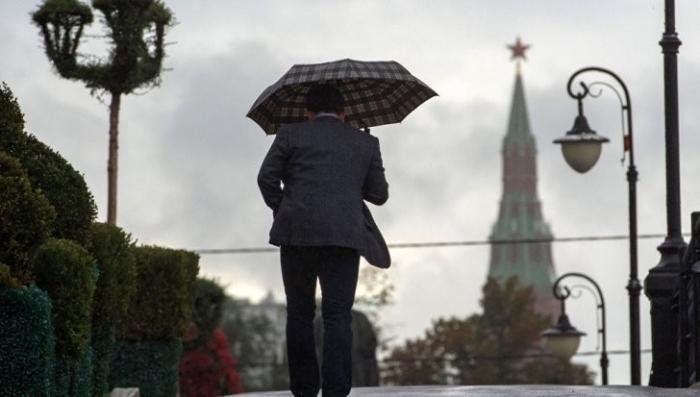 Москва: к концу недели похолодает до плюс двух градусов