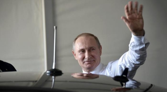 Владимир Путин откроет в Версале выставку, посвящённую Петру I