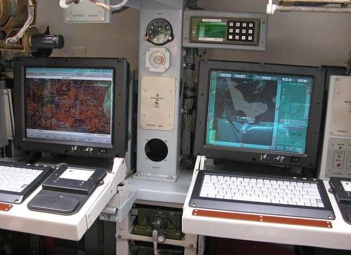 На Оборонэкспо-2014 впервые показали новейшую станцию радиолокационной разведки СНАР-10М1
