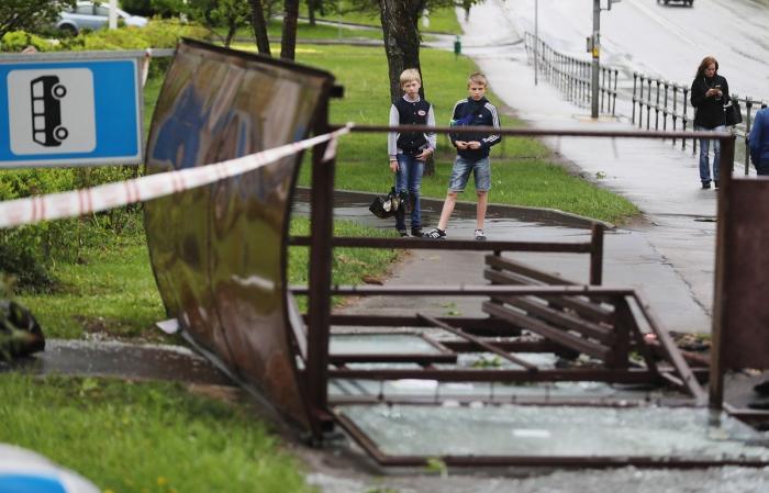 Москва: 11 человек погибли в результате урагана