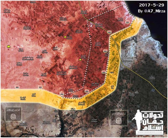 Война в Сирии: анализ успехов сторон и перспективы