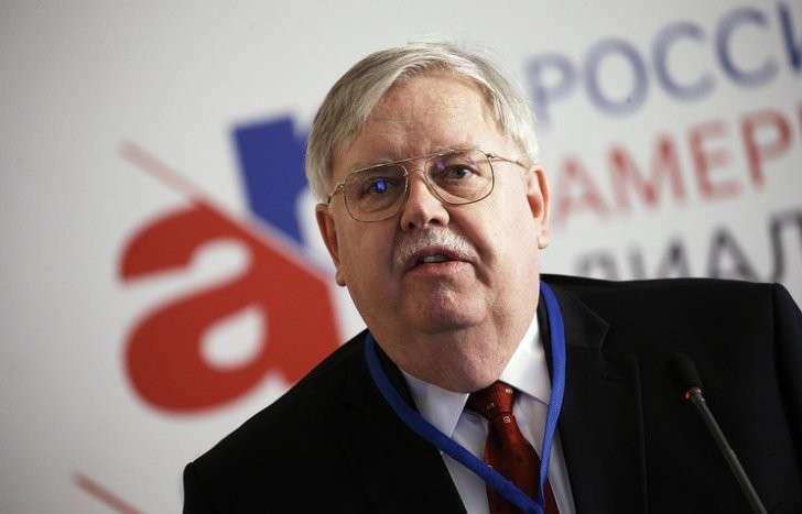 Посол США в РФ Джон Теффт