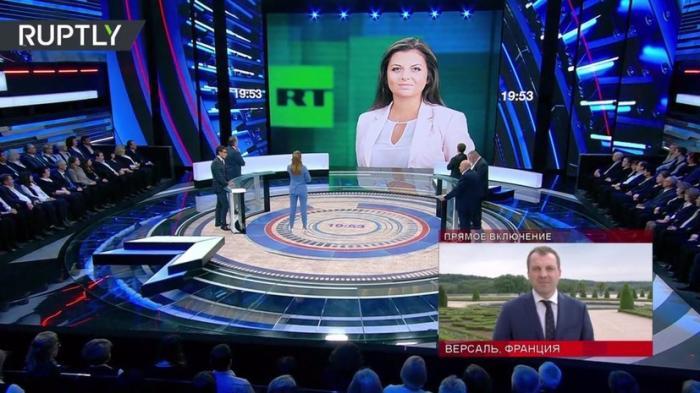 Маргарита Симоньян прокомментировала высказывание Макрона об RT и Sputnik