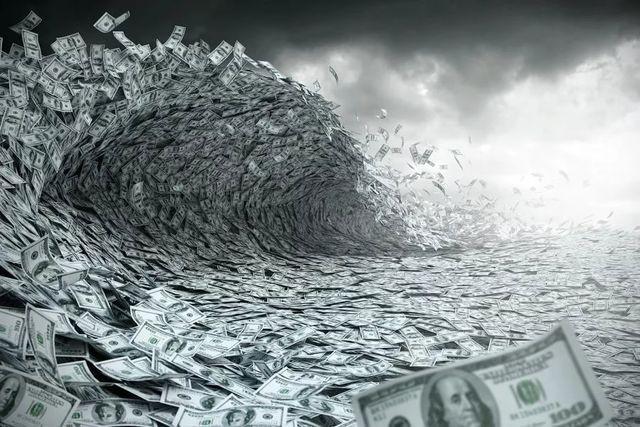 Почему США не могут «сжечь» свои долги. Александр Роджерс