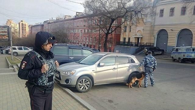 Хабаровск: теракт против ФСБ стал возможным из-за сотрудников Росгвардии