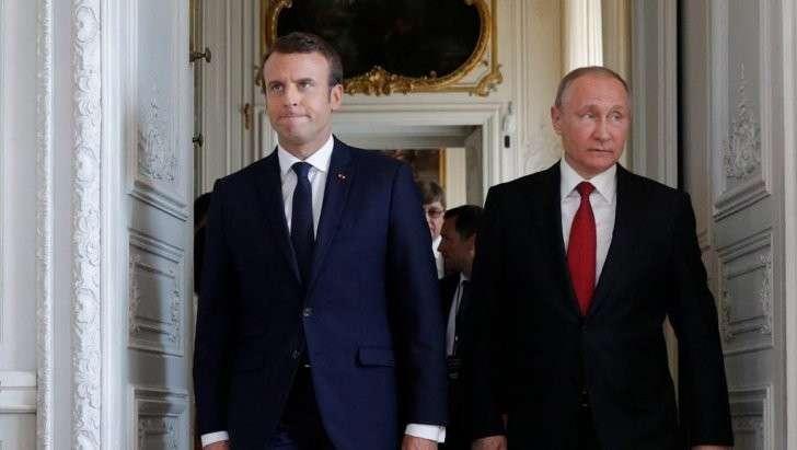 Украина: версальский провал Владимира Путина
