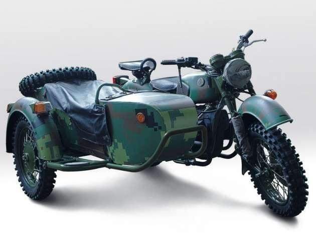 Украина успешно создала боевой мотоцикл и принялась за разработку боевой тачанки