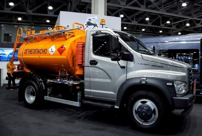 «Группа ГАЗ» представила новые модели спецтехники для строительной отрасли иремонтных служб
