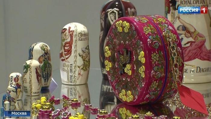 В Москве открылись «Русские сезоны»: в столицу привезли уникальные изделия народного промысла