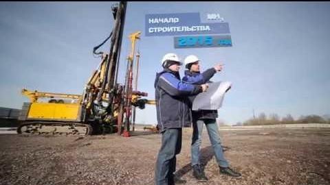 В России строят завод с самым большим в мире агрегатом попроизводству аммиака
