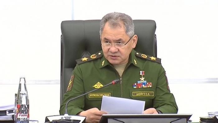 В России 96% пусковых установок РВСН готовы к немедленному пуску – заявил Сергей Шойгу
