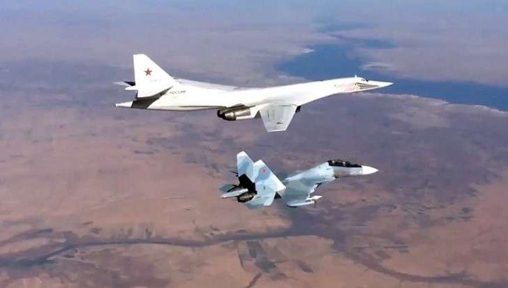 ВКС России уничтожили 80 боевиков ИГИЛ прорвавшихся из Ракки в Пальмиру