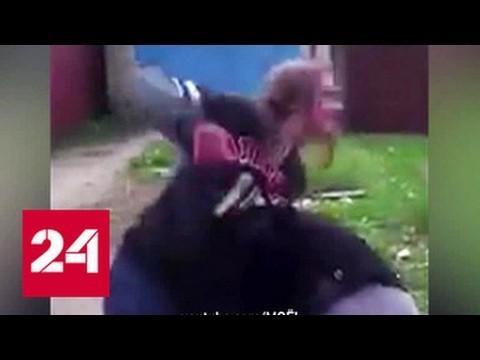 Воронеж: МВД проверяет видео с жестокими детскими драками, попавшими в сеть