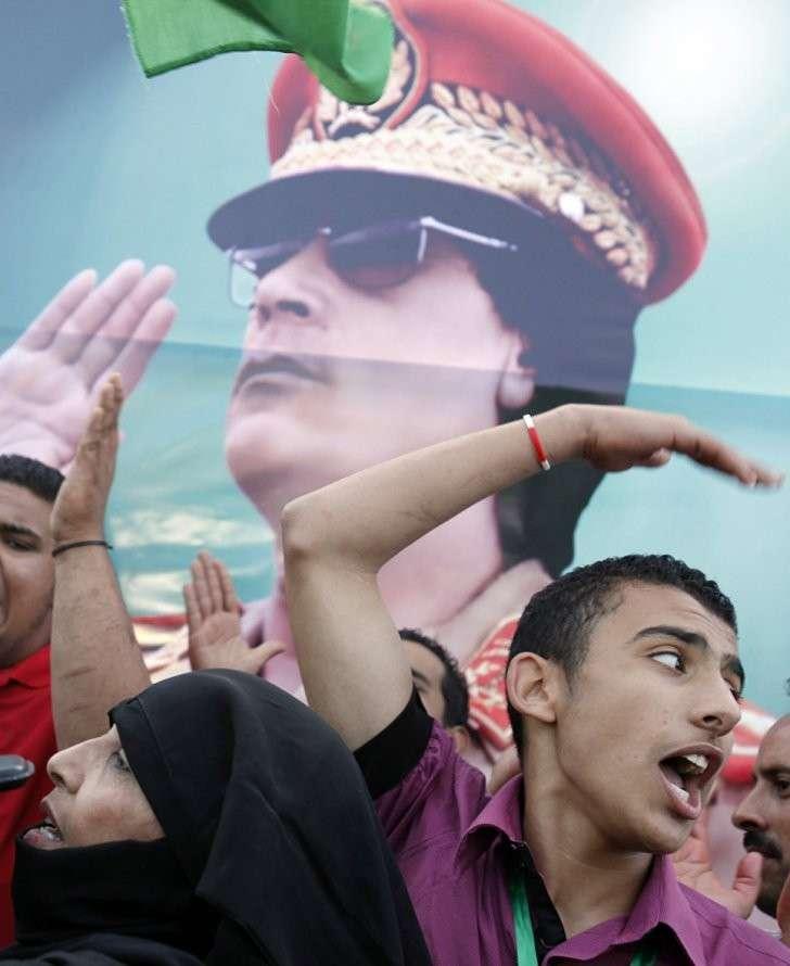 Ливия: наследники Каддафи возвращаются чтобы возродить Джамахирию
