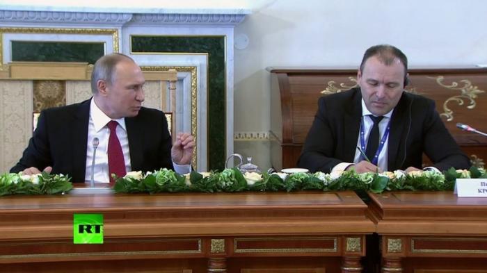 Владимир Путин: хакеры – они же как художники и могут вылезти откуда угодно