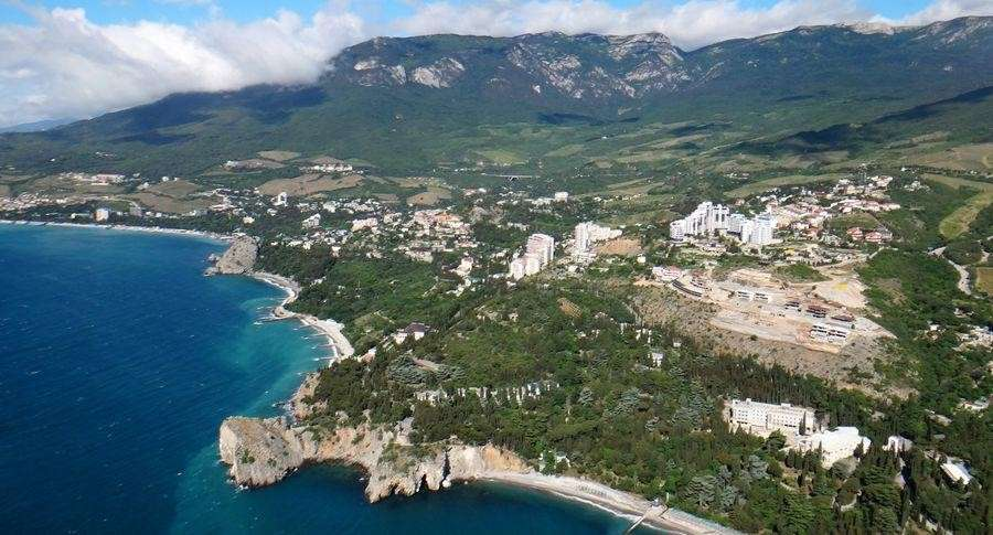 Украинский турист в Крыму просто не поверил своим глазам, увидев следы «оккупации»