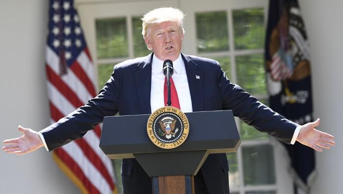 Дональд Трамп: США выходит из Парижского соглашения по климату. Утритесь глобалисты!